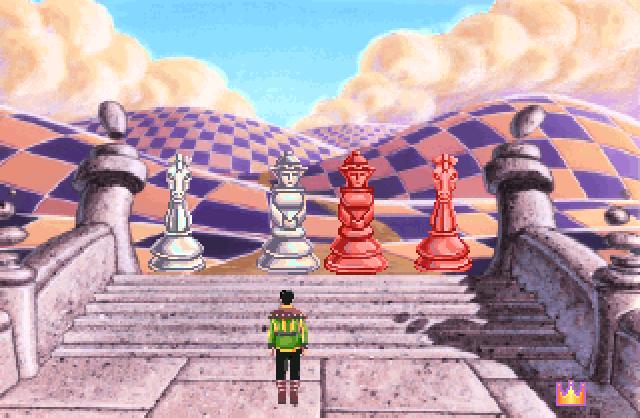 Screenshot of King
